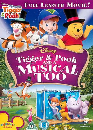 Rent Tigger and Pooh and a Musical Too (aka My Friends Tigger and Pooh: Tigger and Pooh and a Musical Too) Online DVD & Blu-ray Rental