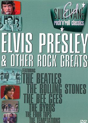 Rent Ed Sullivan's Rock 'N' Roll Classics: Elvis Presley and Other Rock Greats Online DVD & Blu-ray Rental