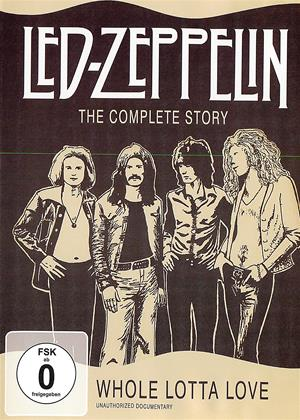 Rent Led Zeppelin: Whole Lotta Love (aka Led Zeppelin - Whole Lotta Love: The Complete Story) Online DVD Rental
