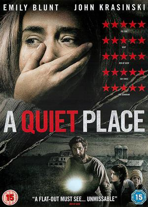 A Quiet Place Online DVD Rental