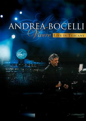 Rent Andrea Bocelli: Vivere: Live in Tuscany Online DVD & Blu-ray Rental