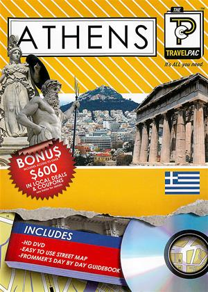 Rent Athens: The Travel-Pac Guide Online DVD & Blu-ray Rental