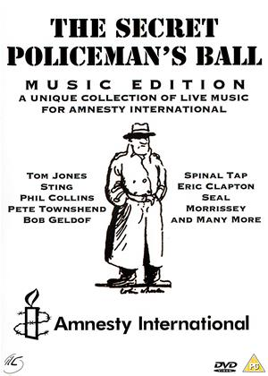 Rent The Secret Policeman's Ball: The Music Years Online DVD & Blu-ray Rental