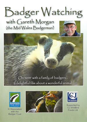 Rent Badger Watching with Gareth Morgan Online DVD & Blu-ray Rental