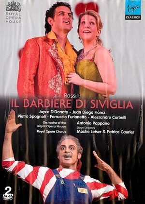 Rent Il Barbiere Di Siviglia: Royal Opera House (Antonio Pappano) Online DVD & Blu-ray Rental