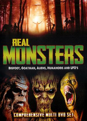 Rent Real Monsters: Vol.1 (aka Real Monsters: Bigfoot, Goatman, Aliens, Humanoids and UFOs) Online DVD Rental
