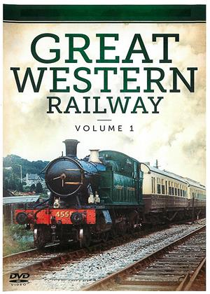 Rent Great Western Railways: Vol.1 Online DVD Rental