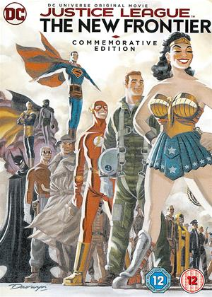 Justice League: The New Frontier Online DVD Rental