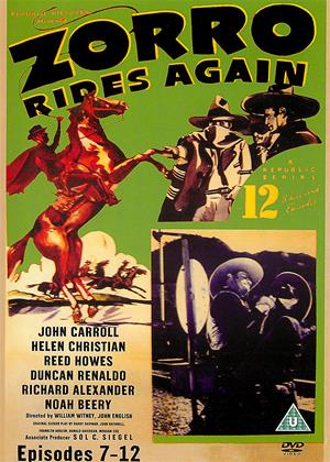 Rent Zorro Rides Again: Vol.2 Online DVD & Blu-ray Rental