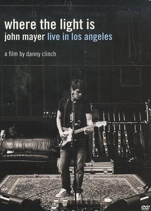 Rent John Mayer: Where the Light Is (aka Where the Light Is: John Mayer Live in Concert) Online DVD & Blu-ray Rental