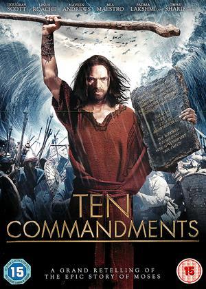 Rent Ten Commandments (aka Ten Commandments: The Age of Exodus) Online DVD & Blu-ray Rental