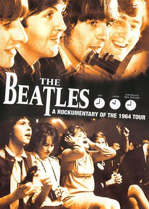 Rent The Beatles: A Rockumentary of the 1964 Tour Online DVD & Blu-ray Rental