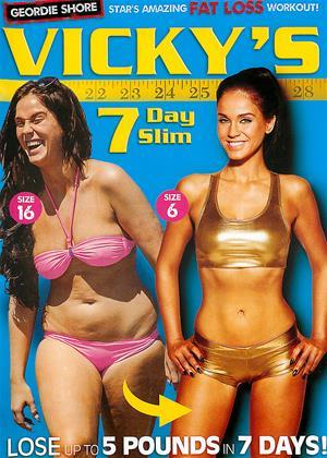 Rent Vicky's 7 Day Slim (aka Vicky Pattison's Seven Day Slim) Online DVD & Blu-ray Rental