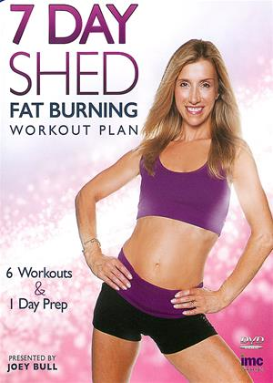 Rent 7 Day Shed: Fat Burning Workout Plan (aka Fit for Life: 7 Day Shed: Fat Burning Workout Plan) Online DVD Rental