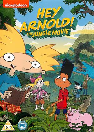 Rent Hey Arnold!: The Jungle Movie Online DVD & Blu-ray Rental