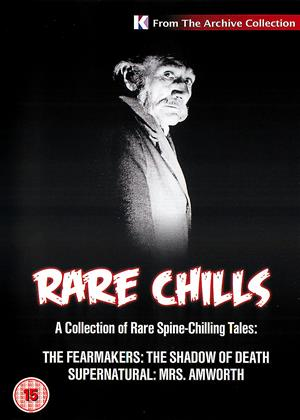 Rent Rare Chills (aka Rare Chills: A Collection of Rare Spine-Chilling Tales) Online DVD & Blu-ray Rental