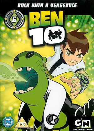 Rent Ben 10: Vol.6: Back with a Vengeance Online DVD & Blu-ray Rental