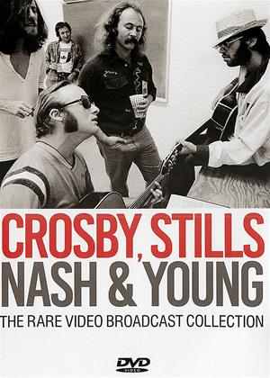 Rent Crosby, Stills, Nash and Young: The Rare Video Broadcast Collection Online DVD & Blu-ray Rental