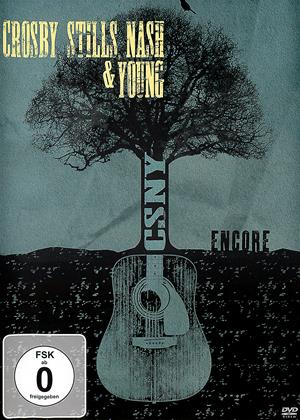 Rent Crosby, Stills, Nash and Young: Encore Online DVD & Blu-ray Rental