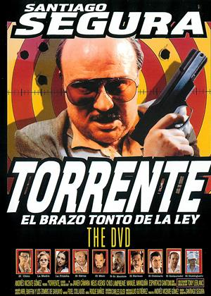 Rent Torrente, the Stupid Arm of the Law (aka Torrente, el brazo tonto de la ley / Torrente, the Dumb Arm of the Law) Online DVD & Blu-ray Rental