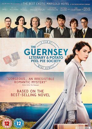 The Guernsey Literary and Potato Peel Pie Society Online DVD Rental