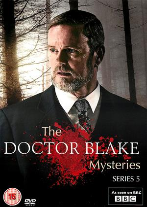 Rent The Doctor Blake Mysteries: Series 5 Online DVD Rental