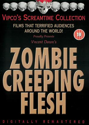Rent Zombie Creeping Flesh (aka Virus / Hell of the Living Dead) Online DVD & Blu-ray Rental