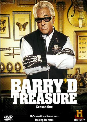 Rent Barry'd Treasure Online DVD & Blu-ray Rental