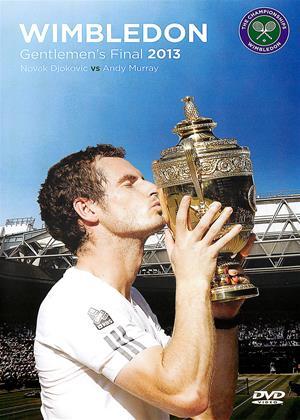 Rent Wimbledon: Gentlement's Final: 2013 (aka 2013 Men's Singles Final: Andy Murray vs. Novak Djokovic) Online DVD & Blu-ray Rental