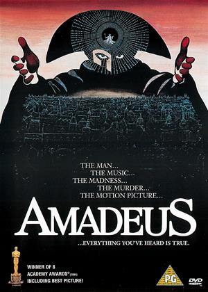Rent Amadeus (aka Amadeus: The Director's Cut) Online DVD & Blu-ray Rental