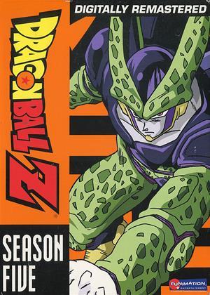 Rent Dragon Ball Z: Series 5 (aka DBZ) Online DVD & Blu-ray Rental