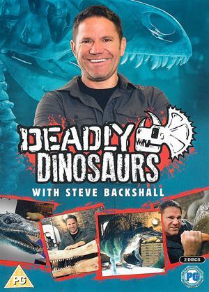 Rent Deadly Dinosaurs with Steve Backshall Online DVD & Blu-ray Rental