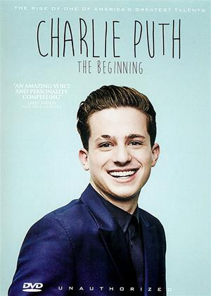 Rent Charlie Puth: The Beginning Online DVD & Blu-ray Rental