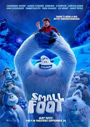 Rent Smallfoot Online DVD Rental