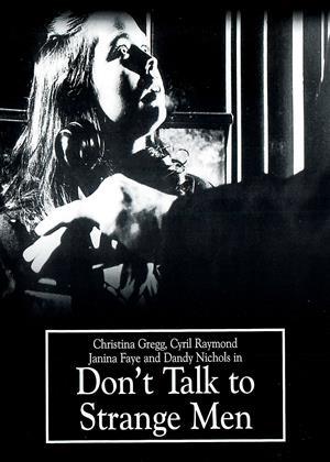 Rent Don't Talk to Strange Men Online DVD & Blu-ray Rental