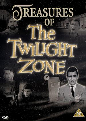 Rent Treasures of: The Twilight Zone Online DVD & Blu-ray Rental