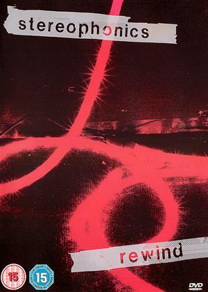 Stereophonics: Rewind Online DVD Rental