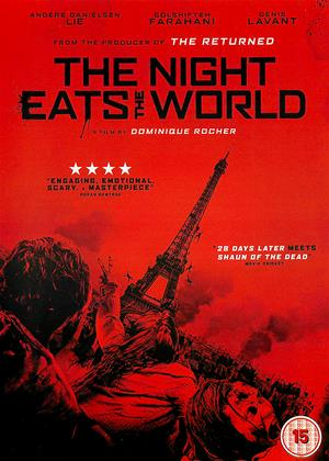 The Night Eats the World Online DVD Rental