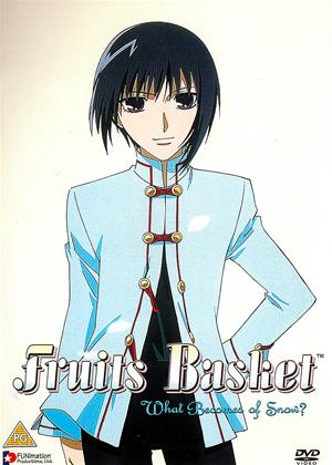 Rent Fruits Basket: Vol.2: What Becomes of Snow? Online DVD & Blu-ray Rental