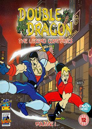 Rent Double Dragon: The Legend Continues Online DVD & Blu-ray Rental