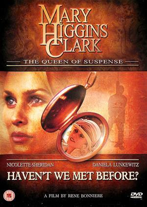 Rent Haven't We Met Before? (aka Mary Higgins Clark: Haven't We Met Before?) Online DVD & Blu-ray Rental