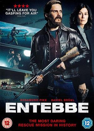 Rent Entebbe (aka 7 Days in Entebbe) Online DVD & Blu-ray Rental
