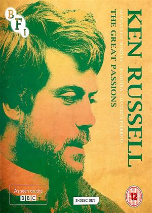Rent Ken Russell: The Great Passions Online DVD & Blu-ray Rental
