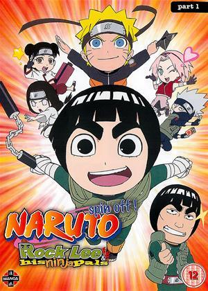 Rent Naruto: Rock Lee and His Ninja Pals: Part 1 (aka Naruto SD: Rock Lee no Seishun Full-Power Ninden) Online DVD Rental