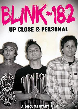 Rent Blink 182: Up Close and Personal Online DVD Rental