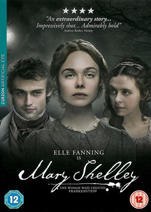 Rent Mary Shelley Online DVD & Blu-ray Rental