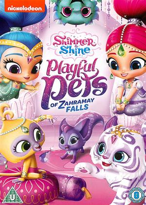 Shimmer and Shine: Playful Pets of Zahramay Falls Online DVD Rental