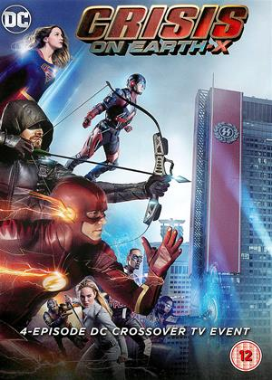 Crisis on Earth-X Online DVD Rental