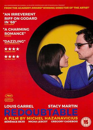 Rent Redoubtable (aka Godard Mon Amour) Online DVD & Blu-ray Rental