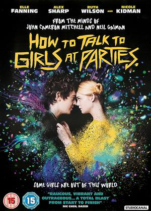 Rent How to Talk to Girls at Parties Online DVD & Blu-ray Rental